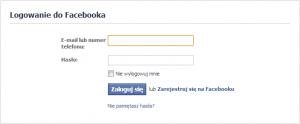 Profil - facebook integracja 2