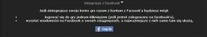 Profil - facebook integracja