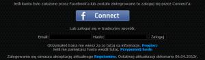 Profil - facebook integracja 4